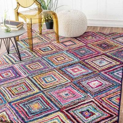tapis contemporain la redoute