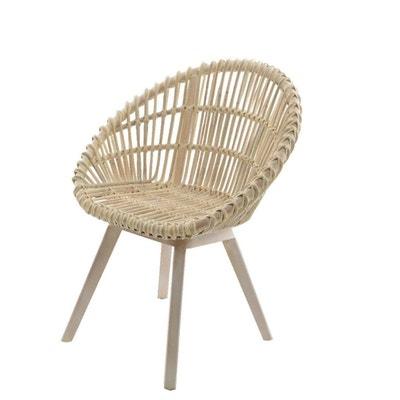 fauteuil osier la redoute. Black Bedroom Furniture Sets. Home Design Ideas