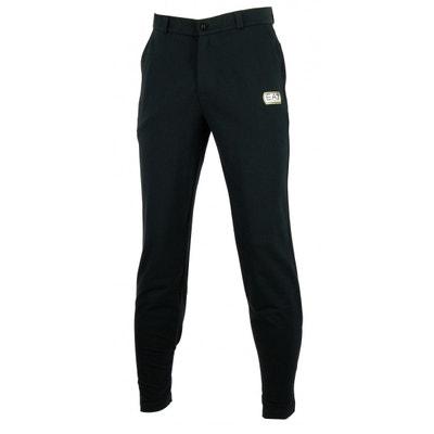 3e75957a34fa Pantalon de survêtement (Noir) Coton EMPORIO ARMANI EA7