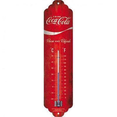 Thermomètre Coca Cola NORSTONE