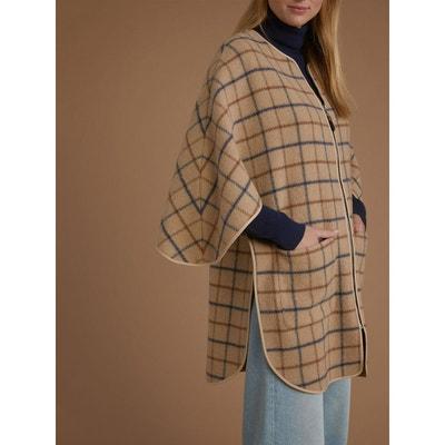 Manteau cape hiver | La Redoute
