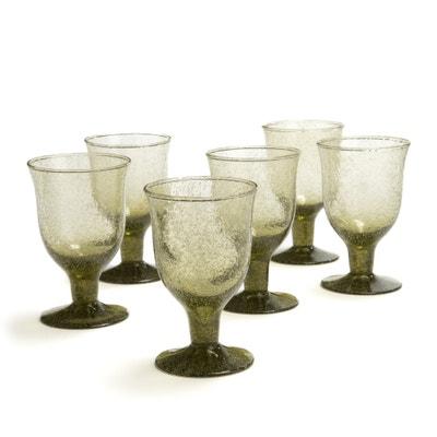 Set van 6 glazen met voet Hama Set van 6 glazen met voet Hama AM.PM