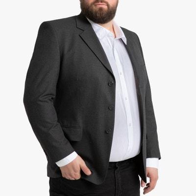 Recht kostuumjasje (kleiner dan 1m76) Recht kostuumjasje (kleiner dan 1m76) LA REDOUTE COLLECTIONS PLUS