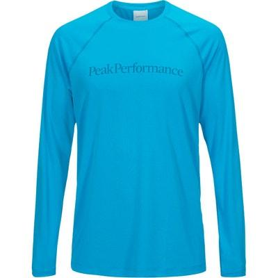 77b144da728 Gallos Co2 - T-shirt manches longues Homme - bleu PEAK PERFORMANCE