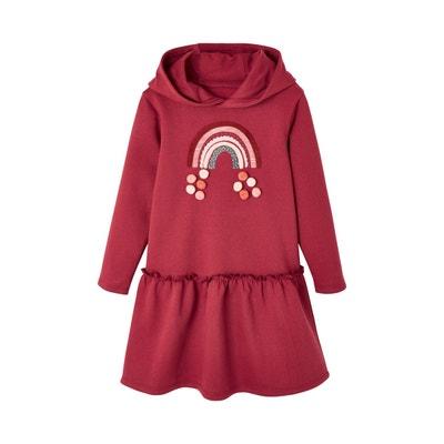 Robe Rouge Enfant La Redoute