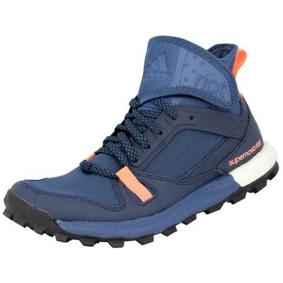 8fccff8c74c77 Adidas Performance SUPERNOVA RIOT W Chaussures Course a pied Femme Bleu  adidas
