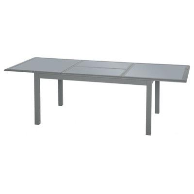 Table en verre extensible   La Redoute