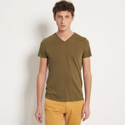 Tee shirt manches courtes basic Tee shirt manches courtes basic DEVRED 40b9bde566d