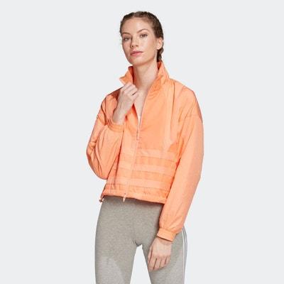 ensemble adidas femme orange