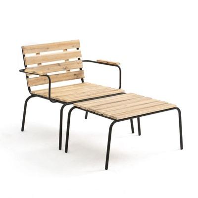 Chaise longue, transat | La Redoute
