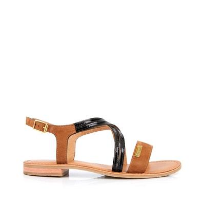 Chaussures CuirLa Camel CuirLa Sandales Chaussures Redoute Sandales Camel n0wm8N