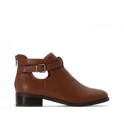site réputé 65061 1cd9e Boots femme camel | La Redoute