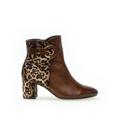 Boots, bottines femme GABOR   La Redoute