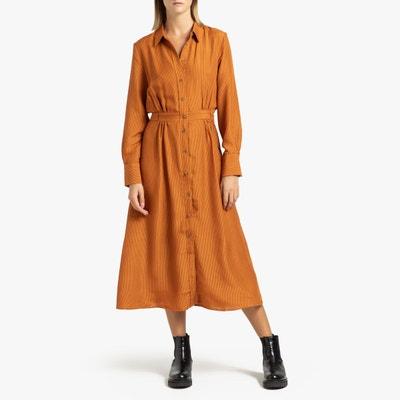 Robe Mi Longue Pas Cher La Redoute