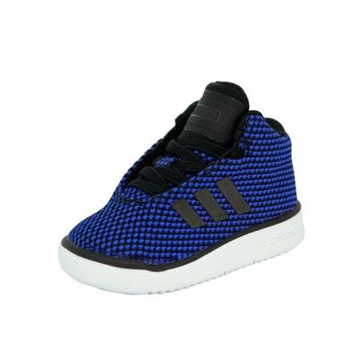 e77dcbb0f33 Adidas Originals VERITAS MID I Chaussures Mode Sneakers Enfant Bleu Adidas  Originals VERITAS MID I Chaussures