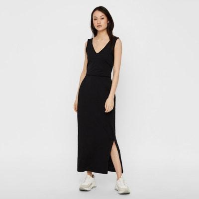 Robe longue cotton | La Redoute
