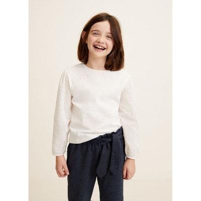 Pantalon, pantacourt fille - Vêtements enfant 3-16 ans Mango kids en ... fc9c8c5e0cc