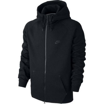 Sweat Nike Tech Fleece AW77 Full Zip Hoodie - 559592-012 NIKE bb9027e9717b