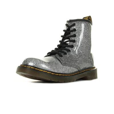 67eaf6960ca7 Boots 1460 Glitter J Gunmetal DR MARTENS