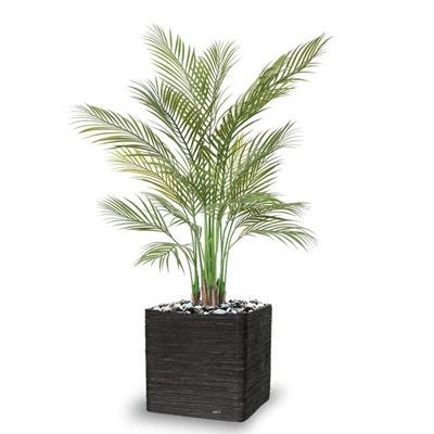 Palmier Artificiel En Pot-125 cm-Anti UV (intérieur et extérieur)