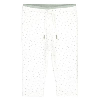 pantalon jogging bebe blanc 1 mois