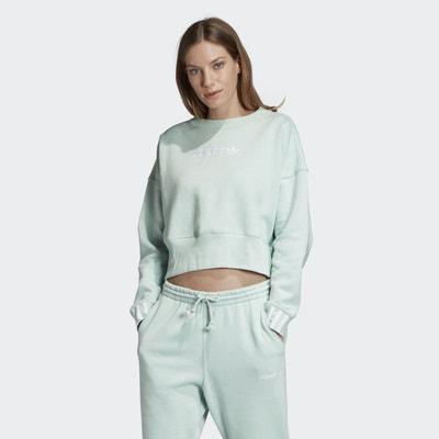650d15fc1e Sweat-shirt Coeeze Croppped adidas Originals