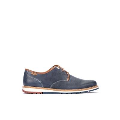2d44adde0a170 Chaussures plates en cuir BERNA M8J Chaussures plates en cuir BERNA M8J  PIKOLINOS