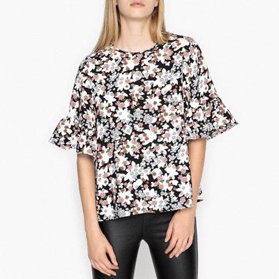 Блуза с рукавами 3/4 ROCKNROLL