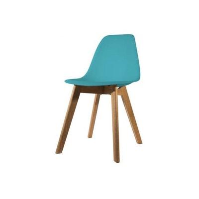 Chaise bleu canard | La Redoute