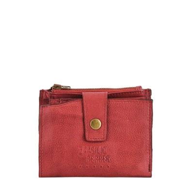 prix réduit style le plus récent meilleures chaussures Porte monnaie rouge   La Redoute