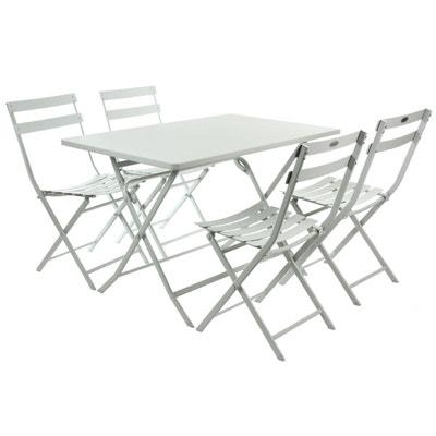 tablechaise de jardin HESPERIDELa Redoute Ensemble Yyb6vf7g