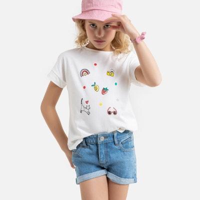 Vêtement fille en solde | La Redoute