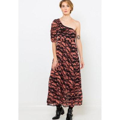 Robe Longue Femme Camaieu La Redoute