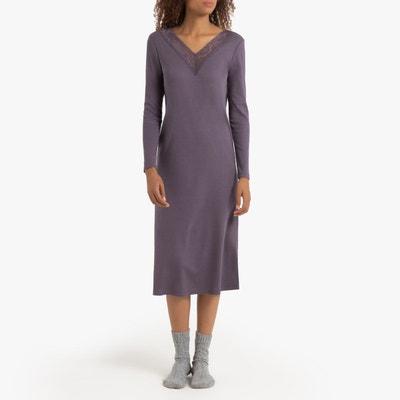 grande remise prix de gros les ventes chaudes Chemise de nuit femme | La Redoute