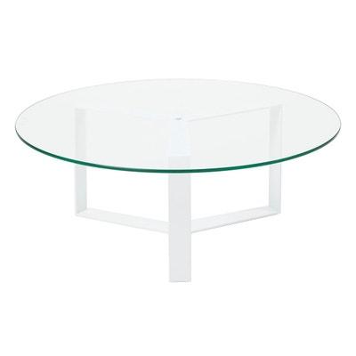 Table Basse Noir Et Blanc La Redoute