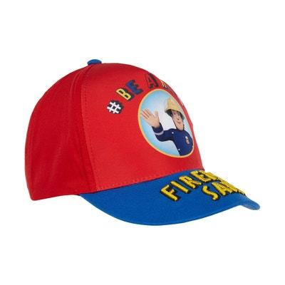 Écharpe, gants, bonnet garçon - Accessoires 3-16 ans Sam le pompier ... a8c0d6fffc4