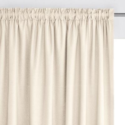 2ca8449a531 Cortina con galón fruncido 100% algodón SCENARIO LA REDOUTE INTERIEURS