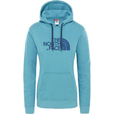 9b3b91bd65 Drew Peak - Couche intermédiaire Femme - bleu Drew Peak - Couche  intermédiaire Femme - bleu. THE NORTH FACE