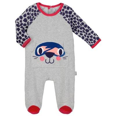 Pyjama bébé velours Zion Pyjama bébé velours Zion PETIT BEGUIN a0bf042aeba