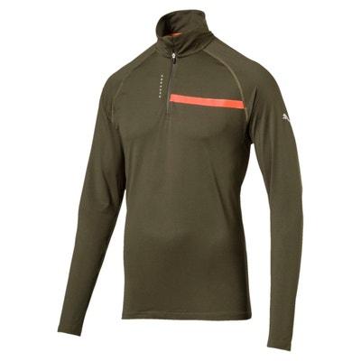 T-Shirt à manches longues Running IGNITE Half Zip pour homme PUMA ac7e09c6abe