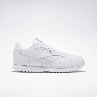 Reebok classic leather blanche | La Redoute