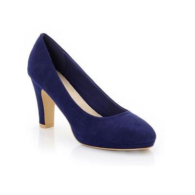 en Castaluna Chaussures tailles grandes Taillissime solde devient Hxw0OX