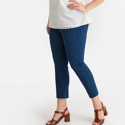 fcd831e76c55 Pantalon taille élastiquée femme - Castaluna