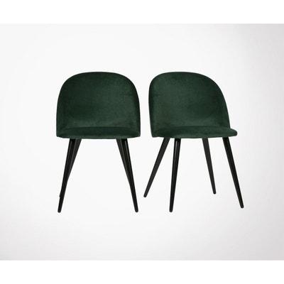 Chaise Design Verte La Redoute