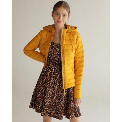 Manteau moutarde femme | La Redoute