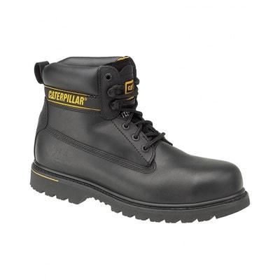5712dd35ca1e33 Chaussures montantes de sécurité HOLTON CATERPILLAR