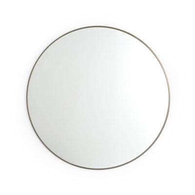 10.63 Tenture Miroir Boho G/éom/étrique D/écoratif Ronde Mur Miroir Vintage Macram/é Miroir