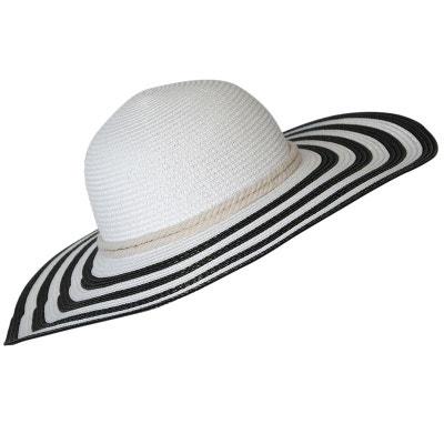 c5c37965aca26 Chapeau capeline marin noir Chapeau capeline marin noir CHAPEAU-TENDANCE