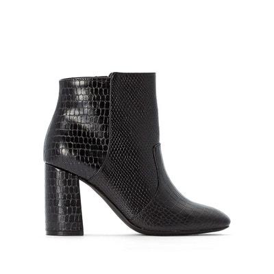 couleur attrayante sortie d'usine modèles à la mode Boots croco | La Redoute