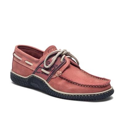 5f91444bc7b24d Chaussures bateau cuir GLOBEK TBS